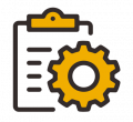 incident complaint reporting icon three